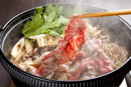 Sukiyaki 写真素材