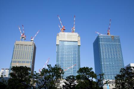 kita: Development work of Osaka Umeda North Yard