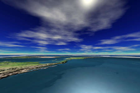 virtual world: Virtual world