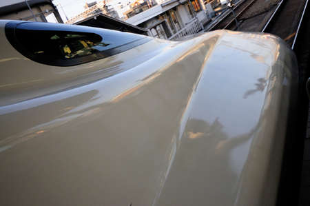 curvaceous: The new Shinkansen curvaceous