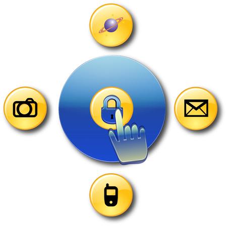 unlocking: Unlocking operation