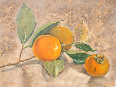 fine art painting: Oyster