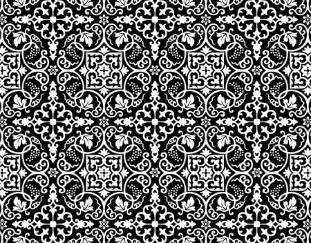 世界の伝統的なパターン 写真素材
