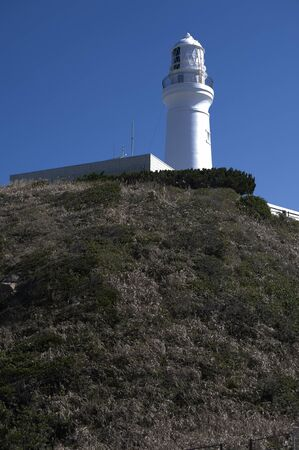 looked: Inubozaki lighthouse that looked up from Kimigahama