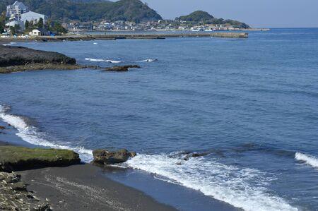 i hope: I hope Hazama fishing port from haunts coast