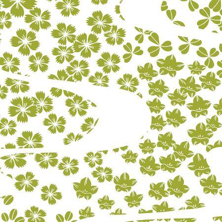 京商パターン パターン 写真素材 - 42888189