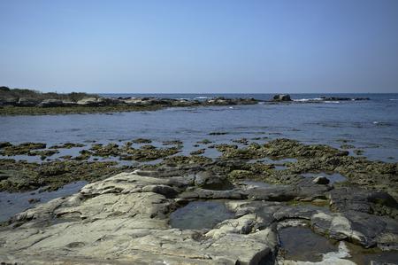 iso: Iso landscape under Shunosaki lighthouse
