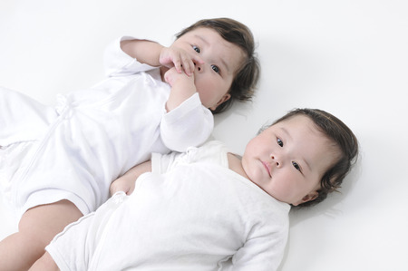 future twin: Baby twins