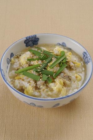 Clam porridge