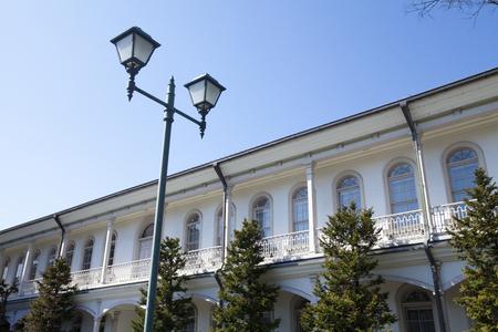 kita: Ryukoku University Kita Stock Photo