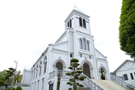 ecclesiastical: String difference Church hirado