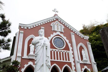 ecclesiastical: Hirado Houki church