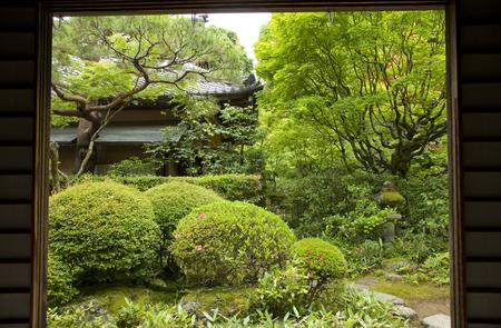 yard: Daitokuji high-tung Institute of garden