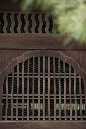 sanctum: Daitokuji Buddhist sanctum Hanaatamamado of Stock Photo