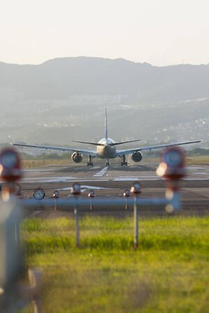 jetliner: Before takeoff B787