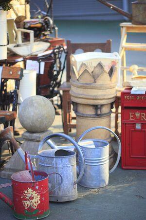 curio: Antique goods