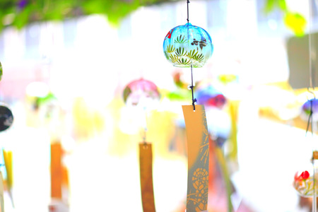 wind chime: Various wind chime