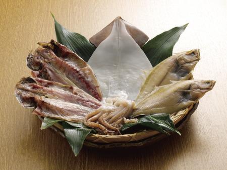 dried fish: Wajima of dried fish