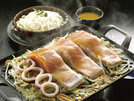 chang: Salmon Chang Chang grilled