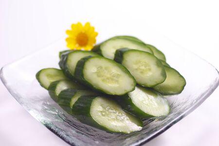 pickled: Pickled cucumber