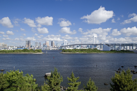 outlook: Outlook from Odaiba