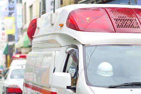 Ambulance Banque d'images