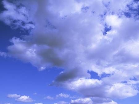 time to shine: Clouds in the sky
