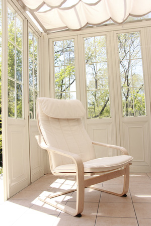 conservatory: A chair conservatory