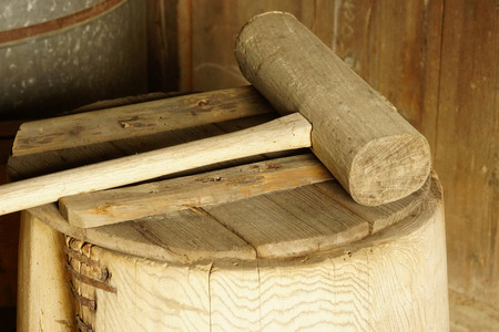 pestle: Pestle and mortar