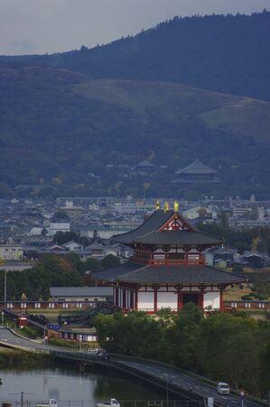 nara: Heijokyo and Nara city