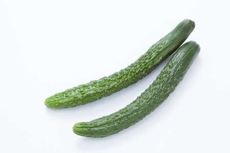 gustatory: Cucumber Stock Photo