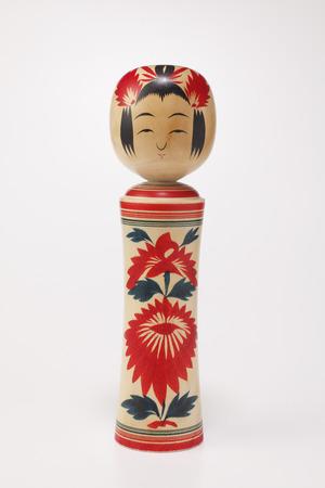 Miyagi tradition Naruko Kokeshi