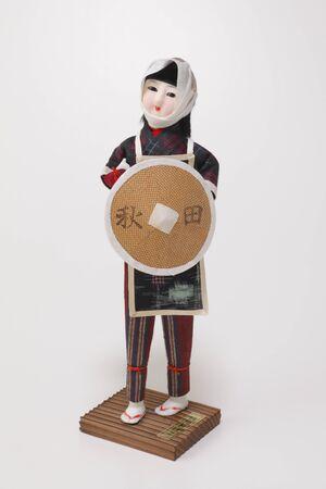 akita: Akita Komachi doll