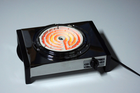 retro: Nostalgic cooking for electric heater