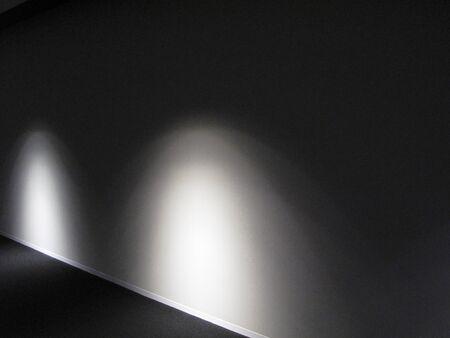 spot: Spot lights wall