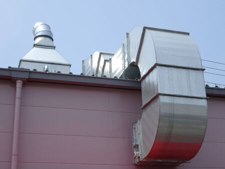 duct: Eateries ventilation duct