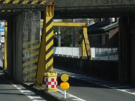 guard rail: Accident prevention steel guard rail