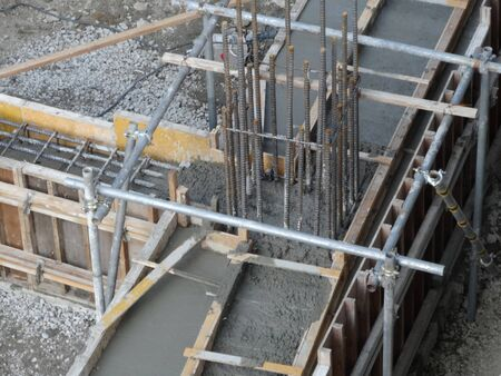 concrete construction: Construction type in ready-mixed concrete