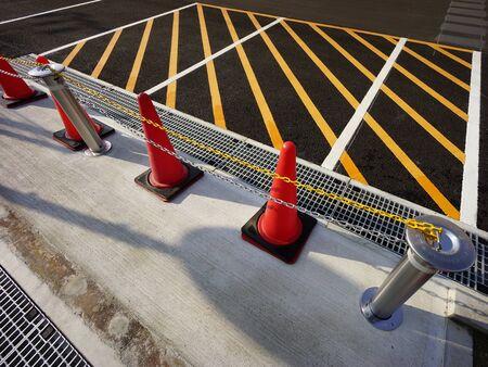 駐車禁止スペース