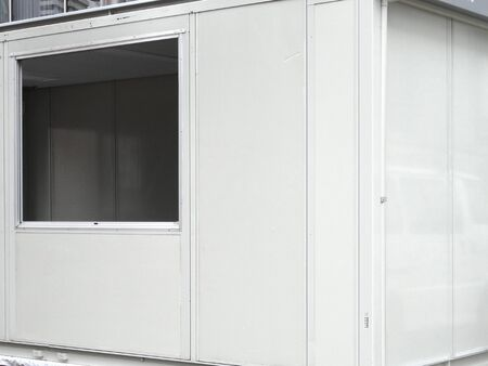prefab: Assembly of prefabricated buildings
