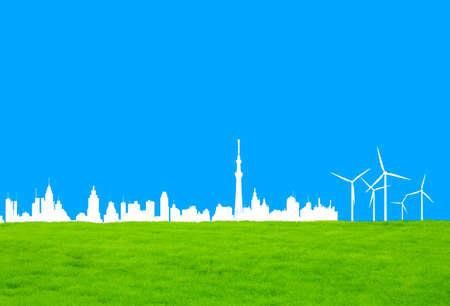 windpower: Eco-City