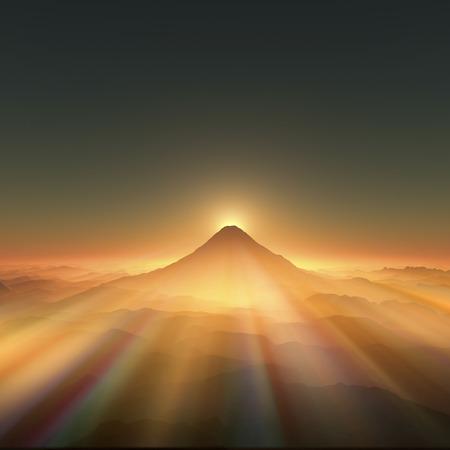 dawning: Diamond Fuji