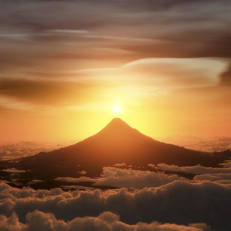 solemnity: Diamond Fuji