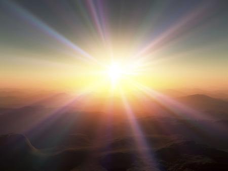 wschód słońca: Wschód słońca