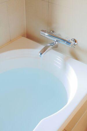 bath additive: Bathtub