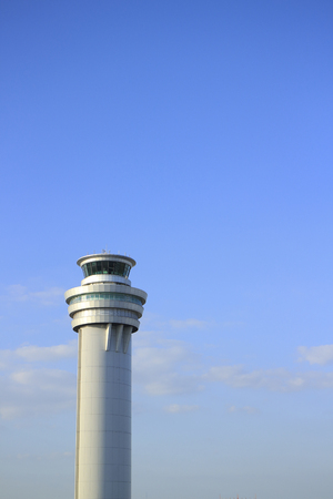 control tower: Haneda Airport control tower