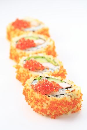 california roll: Sushi California roll