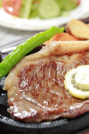 beefsteaks: Steak