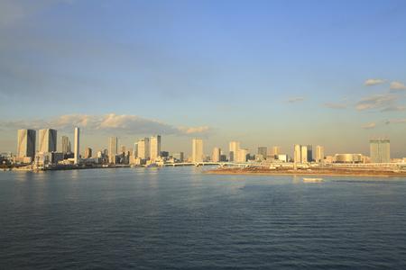 minato: Tokyo Minato Harumi toyosu