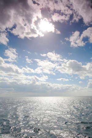 strait: Tsugaru Strait Stock Photo